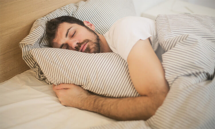 Sleeping for back pain