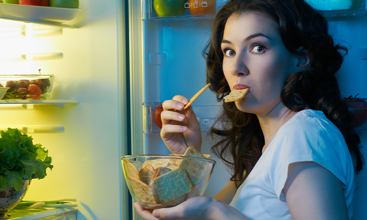 5 Best Foods to Eat Before Bed